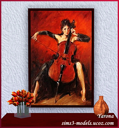 Objects, paintings, картины