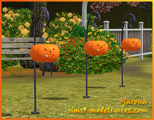 Lighting outdoor для Sims 3 от Yarona
