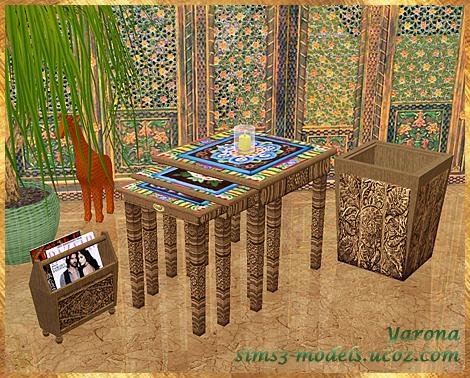 Набор для Sims 3 от Yarona