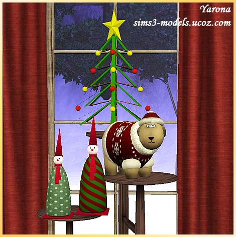 Декор для Sims 3 от Yarona