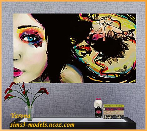 Картины художницы Jessica Singh от Yarona