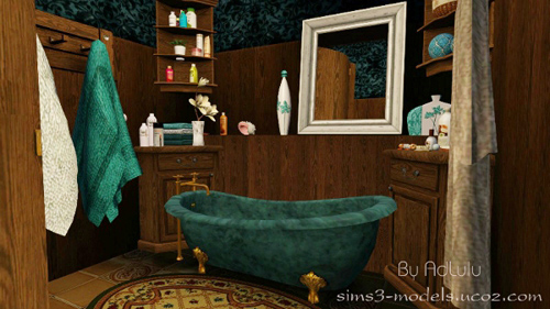 house sims 3 дом