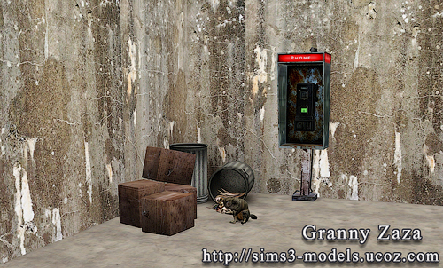 Build, patterns, texture, walls, обои для симс 3, Granny Zaza, симс 3, sims3
