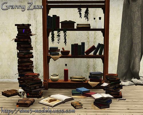 Buy, decor, objects, furniture, объекты, покупка, Granny Zaza, sims 3, декор