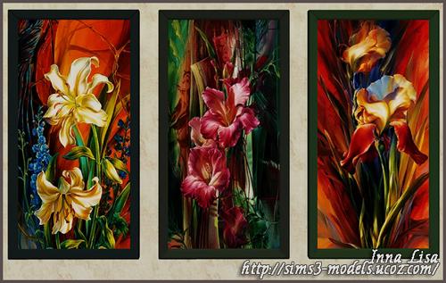 Flowers by Inna_Lisa