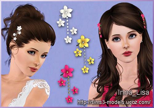 accessory sims 3, аксессуар симс 3