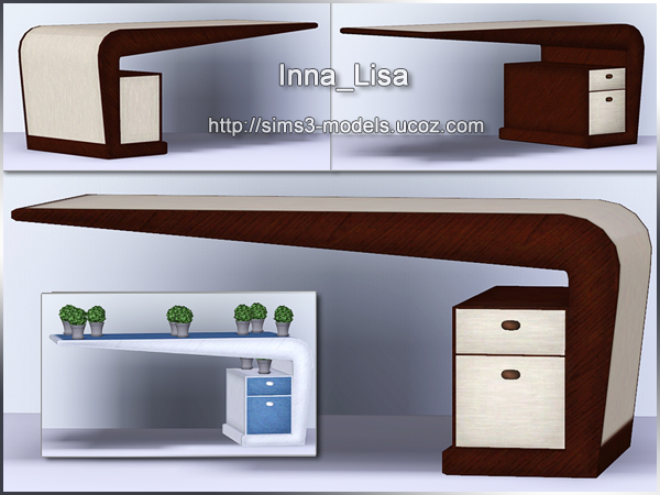 sims 3, мебель