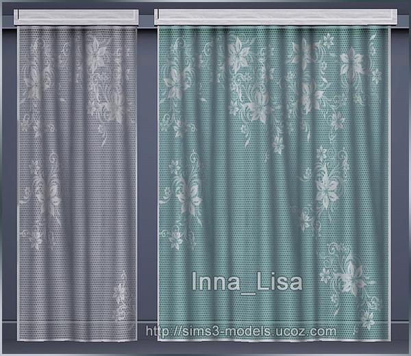 sims 3, decor, curtains, декор