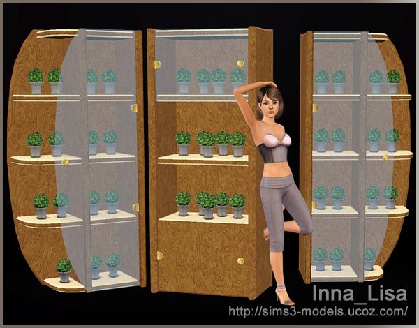 sims 3, мебель, шкаф