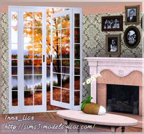 Painting, картина Sims3 Inns_Lisa