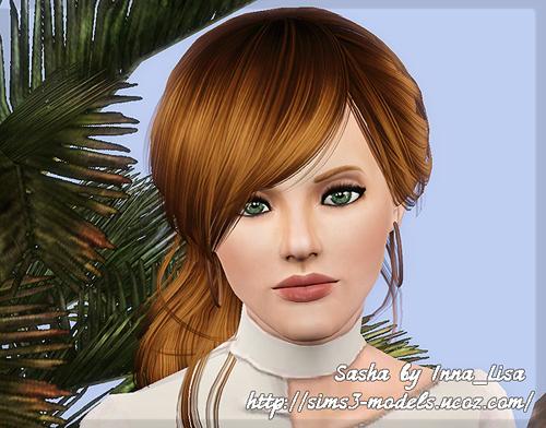 sims 3, female, симка