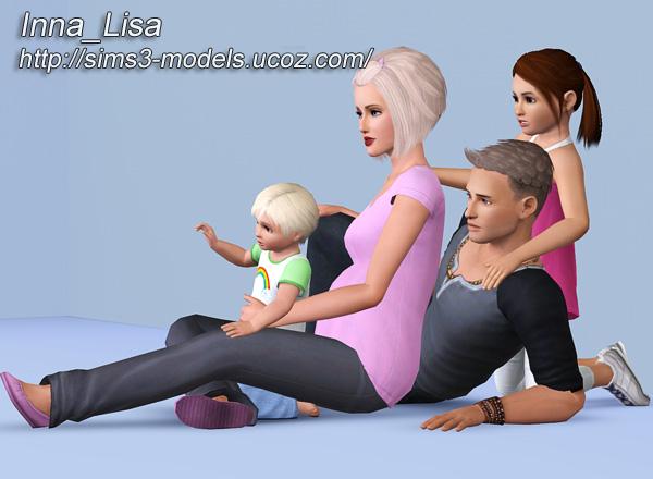 Poses pour bambins IL_Family03a