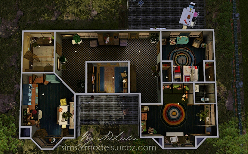 residential, lots, house