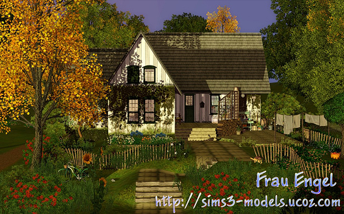 residential, lots, house, Frau Engel, дом