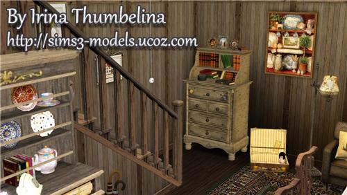 residential, lots, house, Irina-Thumbelina, дом