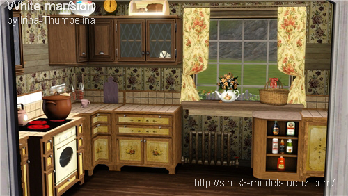 sims 3 дом house