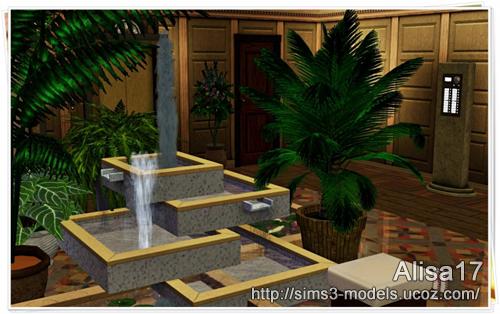 sims 3, apartment, квартира