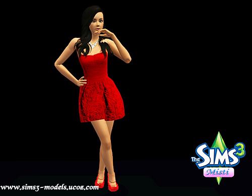 clothes sims3 повседневная одежда