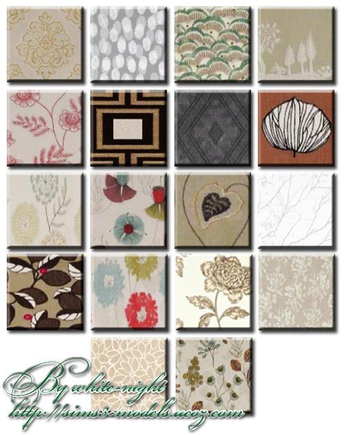 Build, patterns, texture, текстуры, симс 3, строительство, sims 3, white-night
