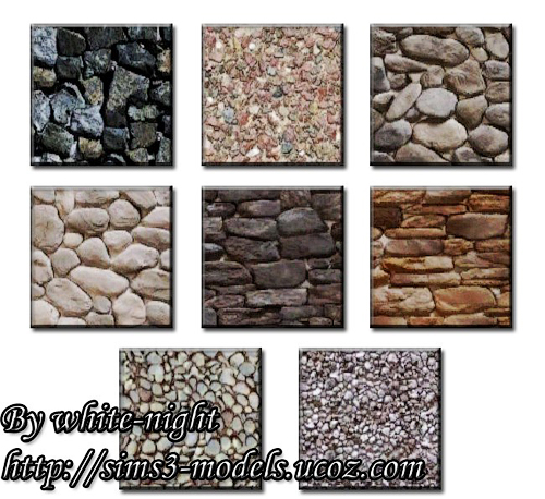 Build, patterns, texture